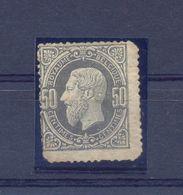 NR. 35 Orginele Gom * MH  Zie Scan  390 Côte  Mankementen Aan - 1869-1883 Leopold II