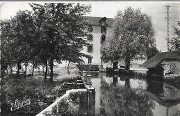 45, Loiret, LA SELLE SUR LE BIED, Moulin De La Haye, Scan Recto-Verso - Francia