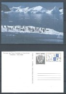 "TAAF Entiers Postaux YT 2-CP "" Amiral Max Douguet ""  1994 Neuf** - Enteros Postales"