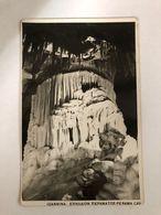 GREECE -  IOANNINA - PERAMA CAVE - POSTCARD - 1935 - Grèce