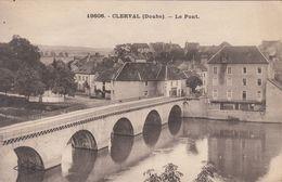 Clerval (Doubs) - Le Pont - Sonstige Gemeinden