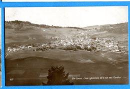 COV1068, Ste Croix, Le Col Des Etroits, 957, Perrochet-Mattile, Circulée 1923 - VD Waadt