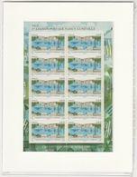 """France 2012 : POSTE AÉRIENNE  - Feuillet N° 75  Sous Blister - """" Liaison Postale Nancy - Luneville """" . Neuf ** . - 1960-.... Mint/hinged"""