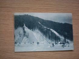 Planica Skakalnice - Slovénie