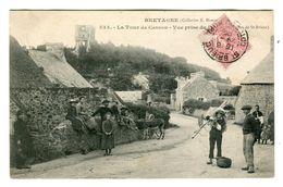 22 - Cotes D'Armor – La Tour De Cesson – Vue Pris Du Bourg (N0272) - Autres Communes