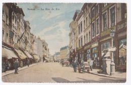 NAMUR Cpa  Rue De Fer  1926 - Namur