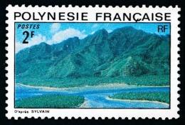 POLYNESIE 1974 - Yv. 97 ** TB  - Vue Du Lagon ..Réf.POL22221 - Nuovi