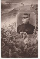 Carte , Galerie Patriotique N° 65 : Joffre Le Victorieux , Neuve - War 1914-18