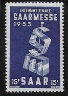 Sarre N°319 -  Neuf ** Sans Charnière - TB - Nuevos