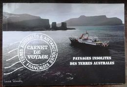 """TAAF Carnet Prestige YT C478 """" Carnet De Voyages (478 à 493) """" 2007 Neuf** - Boekjes"""