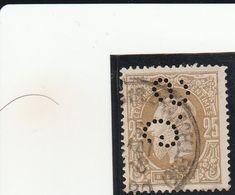 32 Perforé SG------------------840 - 1869-1883 Léopold II