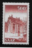 Sarre N°315 -  Neuf * Avec Charnière - TB - Nuevos