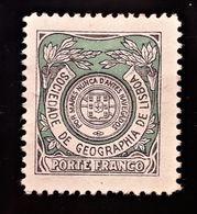 PORTUGAL : 1925 - Franchise N° 23 NSG - Neufs