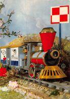 MO-20-998 : SERIE ORTF. LE PETIT TRAIN REBUS DE MAURICE BRUNOT - Cartoline