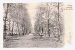 Cpa Namur  Avenue Prince Albert - Profondeville