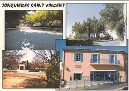 JONQUIERES SAINT VINCENT. - Multivues. CPM - Otros Municipios