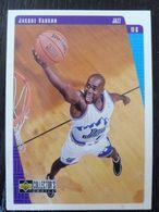 NBA - UPPER DECK 1997 - JAZZ - JACQUE VAUGHN - Singles (Simples)