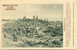 Offizielle Karte Für Rotes Kreuz - Tiroler Kaiserjägerregimentes.. Karte N. 33 - Weltkrieg 1914-18