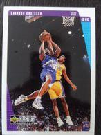 NBA - UPPER DECK 1997 - JAZZ - SHANDON ANDERSON - Singles (Simples)