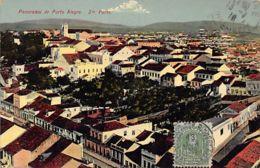Brazil - PORTO ALEGRE - Panorama 3a Parte - Ed. Leonetti - Porto Alegre