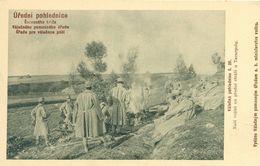Offizielle Karte Für Rotes Kreuz - Tarnopol. Karte N. 29 - War 1914-18