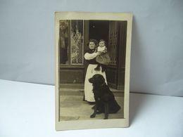 CPA A IDENTIFIER ÉCRITE A THANN ALSACE EN 1910 - Postcards