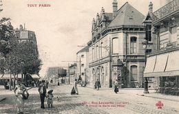 "CPA ""TOUT PARIS"" -Rue Lecourbe. - Distretto: 15"