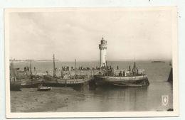 Quiberon (56 - Morbihan)  Port Haliguen - Chalutiers échoués Dans Le Port à Marée Basse - Quiberon