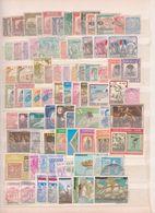 Lot Timbres Paraguay  ( 332 ) - Collezioni (in Album)