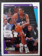 NBA - UPPER DECK 1997 - JAZZ - HOWARD EISLEY - Singles (Simples)