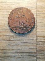 MONNAIE COIN BELGIQUE BELGIUM 10 CENTIMES 1832 LEOPOLD ROI DES BELGES - 1831-1865: Leopold I