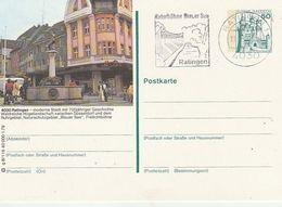 "Bundesrepublik Deutschland / 1979 / Bildpostkarte ""RATINGEN"" Mit Bildgleichem Stempel (BN08) - Geïllustreerde Postkaarten - Gebruikt"