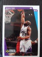 NBA - UPPER DECK 1997 - JAZZ - ANTOINE CARR - Singles (Simples)