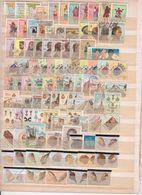 Lot Timbres Angola  ( 338 ) - Collezioni (in Album)