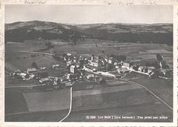 Les Bois Jura Bernois Vue Prise Par Avion Photo 1948 - JU Jura