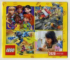 Catalogue Lego (France) - De Janvier à Mai 2020 - Catalogs