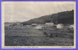 Carte Postale  63. Saint-Sauveur  La Sagne   Très Beau Plan - Other Municipalities