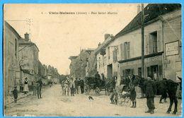 02 - Aisne – Viels Maisons – Rue Saint Martin (N0286) - Otros Municipios