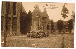 Geluwe, Gheluwe, Gedenkteken Der Gesneuvelden (pk67418) - Wervik