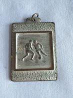 Medaglia 7° Torneo Dopolavoro AZ.C.N.R. - 1°classificatata - Palermo 1976 - Italia