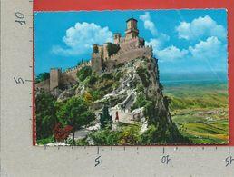 CARTOLINA NV SAN MARINO - La Rocca E La Passeggiata - 10 X 15 - San Marino