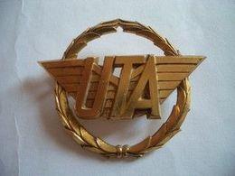 Insigne Compagnie Aérienne UTA - Crew Badges