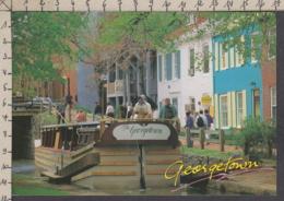 115238GF/ WASHINGTON D.C., Georgetown, Chesapeake And Ohio Canal - Washington DC