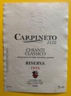 11478 -  Carpineto Chianti Classico 1988 - Other