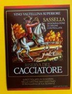 11479 -  Sassella Valtellina Superiore Riserva Del Cacciatore - Hunting