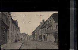 CARTE POSTALE MIREBEAU - Route De Béze En L'état Sur Les Photos - Mirebeau