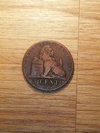 MONNAIE COIN BELGIQUE BELGIUM 5 CENTIMES 1841 KM#5.2 - 1831-1865: Léopold I