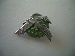 Insigne Ecole Nationale Aviation Civile Numéroté - Crew Badges