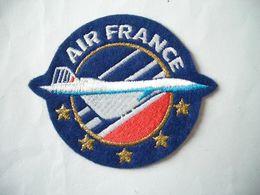 Ecusson Air France Concorde - Crew Badges