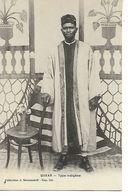 Sénégal DAKAR  Type Indigène   .....G - Sénégal